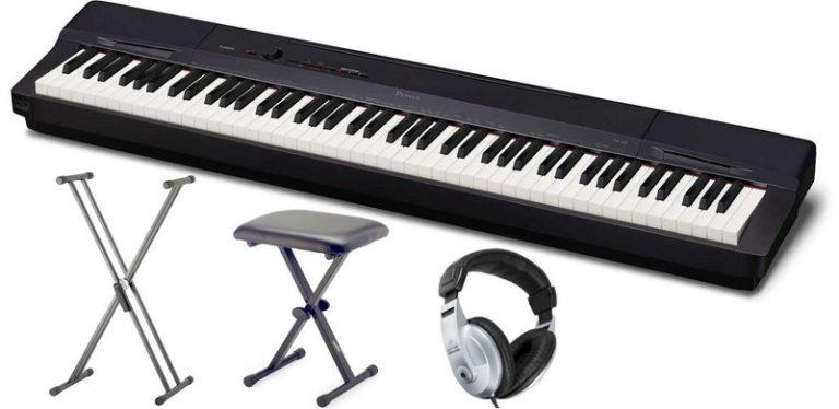 Casio digitální piano funkce