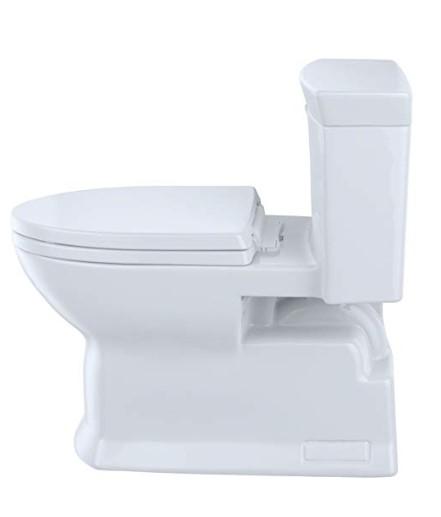 Pohled na záchod má být velmi elegantní a prvotřídní