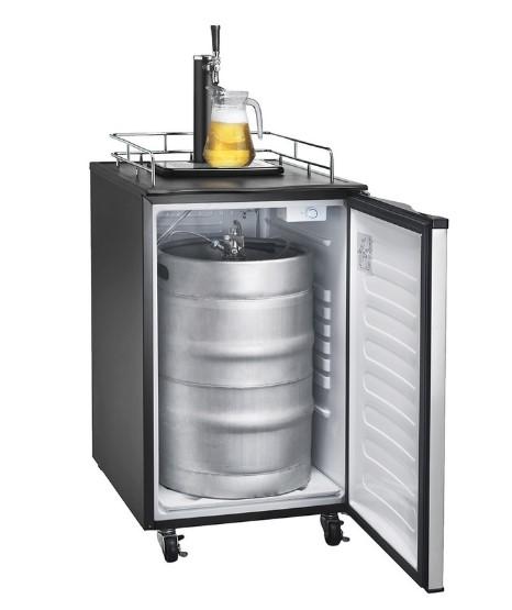Versonel volně stojící plná kegerator pivní lednička